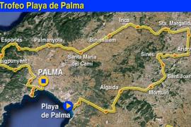 Am Sonntag, 1. Februar, geht es von der Playa nach Palma-Zentrum.