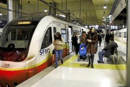 Gratis Metro und Zug fahren