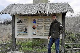 Maties Rebassa ist Biologe und Direktor des Naturparks.