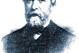 Er legte das Feuchtgebiet teilweise trocken: Der britische Ingenieur John Frederick Bateman.