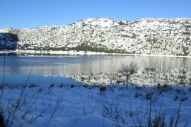 Schnee lässt Stauseen anschwellen