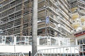 Stolz verkündet Mac-Hotels, dass das Garonda ein Fünf-Sterne-Haus wird. Die Eröffnung soll im April stattfinden.