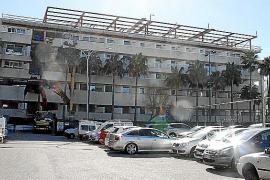 Beim Royal Cristina ist noch einiges zu tun. In die Saison startet das Hotel erst Mitte Mai.