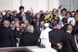 Papst nach Mallorca eingeladen