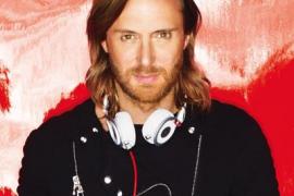 David Guetta im August auf Mallorca