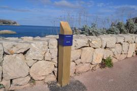Neue Wanderroute an der Küste von Capdepera