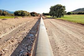 Rund 41 Kilometer Rohre hat die Firma Redexis Gas in den vergangenen Monaten verlegt.
