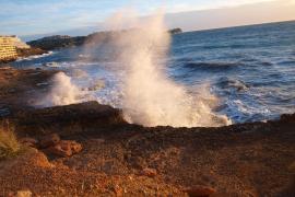 Unwetterwarnung auf Mallorca