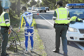 Revolver-Angriff auf Radfahrer