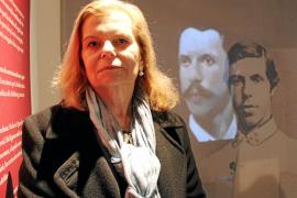 Eineinhalb Jahre bereiteten die Schriftstellerin Carme Riera und ihr Team die Ausstellung im Casal Solleric vor.