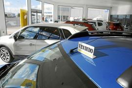 Mit dem Autohandel geht's aufwärts