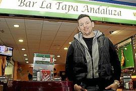 Gastronom Luis Rodríguez in einem seiner Restaurants auf Mallorca. Foto: UH