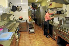 Eines der betroffenen Restaurants auf Mallorca. Foto: UH