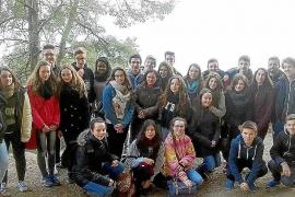 Schüleraustausch zwischen Mallorca und Bayern