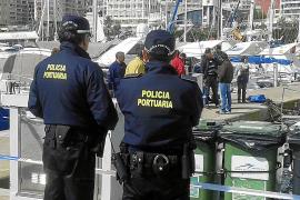Leiche im Hafen von Palma gefunden