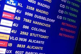 Mallorca-Verspätungen nach Flugzeugunglück