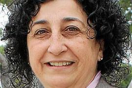 Maribel Vives tritt als Spitzenkandidatin für die konservative PP an. Sie lebt in Cala Rajada und sorgt sich besonders um den To