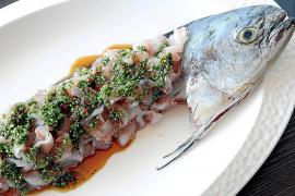Der Fisch für den Tisch