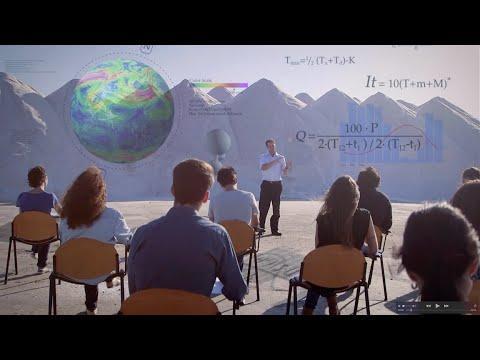 Balearen-Uni präsentiert Image-Film