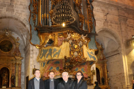 Spaniens berühmteste Orgel steht in Santanyí