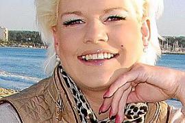 Melanie Müller, Dschungelkönigin 2014, hat sich im Bierkönig etabliert.