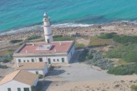 Leuchtturm von Ses Salines dient der Wissenschaft