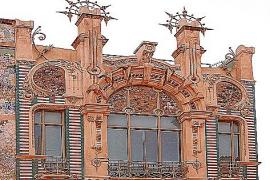 PALMA - REPORTAJE SOBRE EL ARQUITECTO GASPAR BENNAZAR