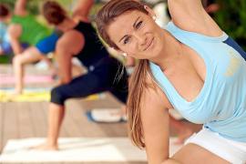 Yoga statt Partyspiele