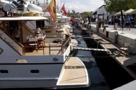 Die Boat Show in Palma de Mallorca. Foto: UH/Archiv