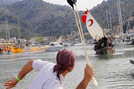 Piratenschlacht ohne Zwischenfälle