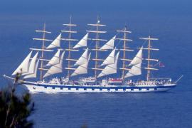 Größenrekorde im Hafen von Palma