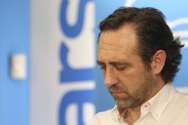 Räumte die Wahlniederlage ein: Der Chef der konservativen PP, José Ramón Bauzá.