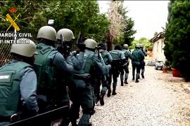 Festnahmen bei Razzia auf Mallorca