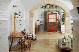 Acht Zimmer auf Vier-Sterne-Niveau bietet das Hotel Can Joan Capó in Sineu.