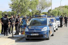 Der Polizei gelang die rasche Festnahme des Tatverdächtigen.