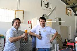 Betriebswirt Michelangelo Mazzocola und MM-Redakteur Thomas Zapp machen neuerdings (auch) Bier.