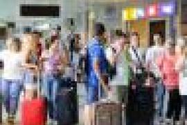 Rekord-Mai an Mallorcas Flughafen