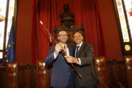 Sozialist übernimmt Palmas Bürgermeisteramt