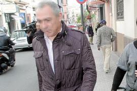 Das Archivfoto zeigt den Chef der Polizeieinmheit Patrulla Verde.