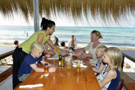Gastronomen am Es Trenc beklagen sich