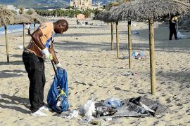 Müllrekord in der Johannisnacht