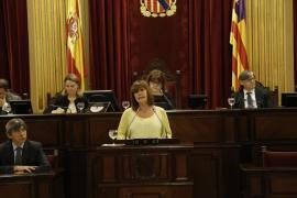Designierte Ministerpräsidentin sprach im Parlament