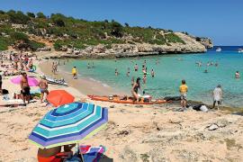 Die Cala Varques auf Mallorca.