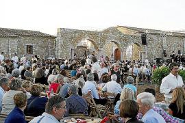 Mondscheinkonzert bei Macià Batle auf Mallorca.