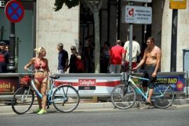 Sonntag kratzt Mallorca an 40-Grad-Marke