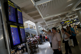 Erneut Fluglotsenstreik auf Mallorca