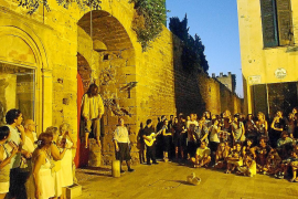 Szenische Stadtführungen in Alcúdia