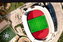 Endlich ein Fußballstadion