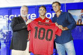 Utz Claassen, Thierry Moutinho und Miquel Angel Nadal.