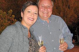 Elke und Frank Hönsch haben seit sechs Jahren einen Zweitwohnsitz in der Nähe von Portocolom.